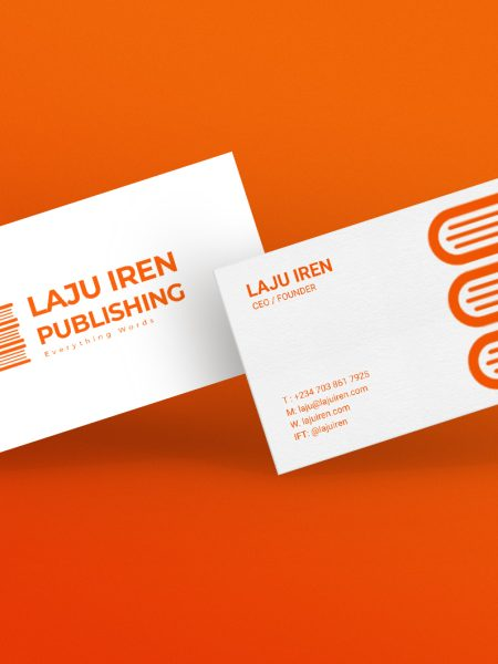 Laju Iren Publishing