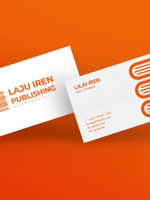 Laju Iren Publishing